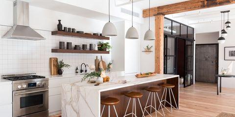 Mẹo thắp sáng nhà bếp của bạn